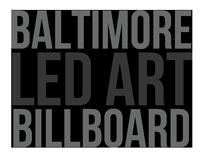 Baltimore's largest outdoor art venue